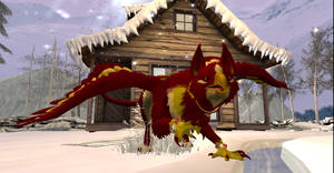 Jensen the Red Gryphon (6)
