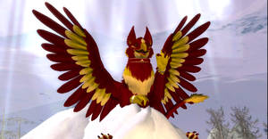 Jensen the Red Gryphon (7)