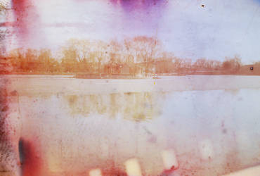 3: island on frozen water by thisisbecc