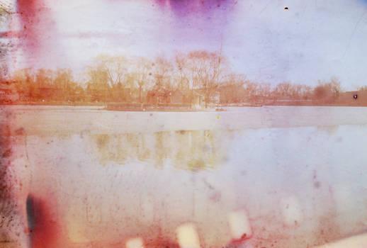 3: island on frozen water