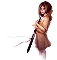 Arya Stark by Kesterfox