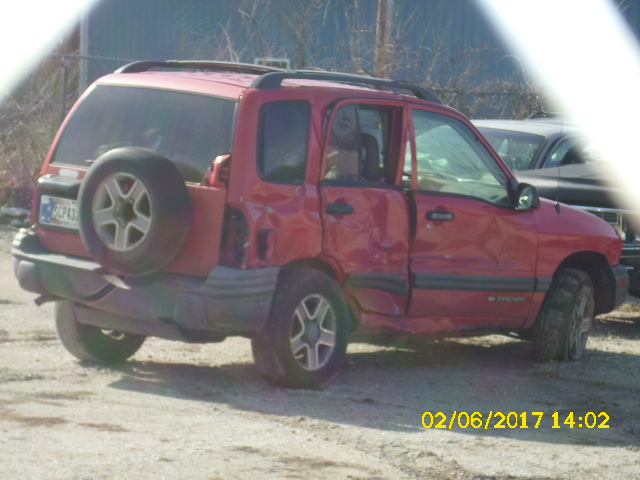I Was In A Car Crash 02/02/17 by Elkaddalek