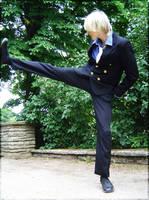 Endless Kick by Sanji013