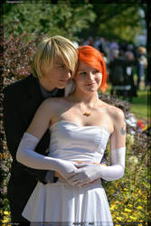 Dream Wedding by Sanji013