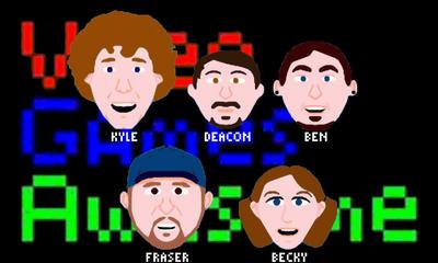VideoGamesAwesome by netnerdy