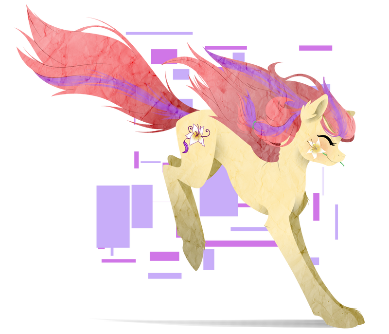 ~Lilyfeather by silent-umbra