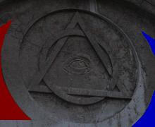 All Seeing Eye by hooded-judge
