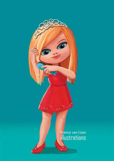 Princess by BiancavanLoon