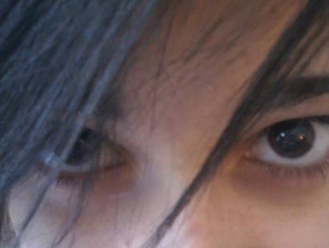 Big pupils!