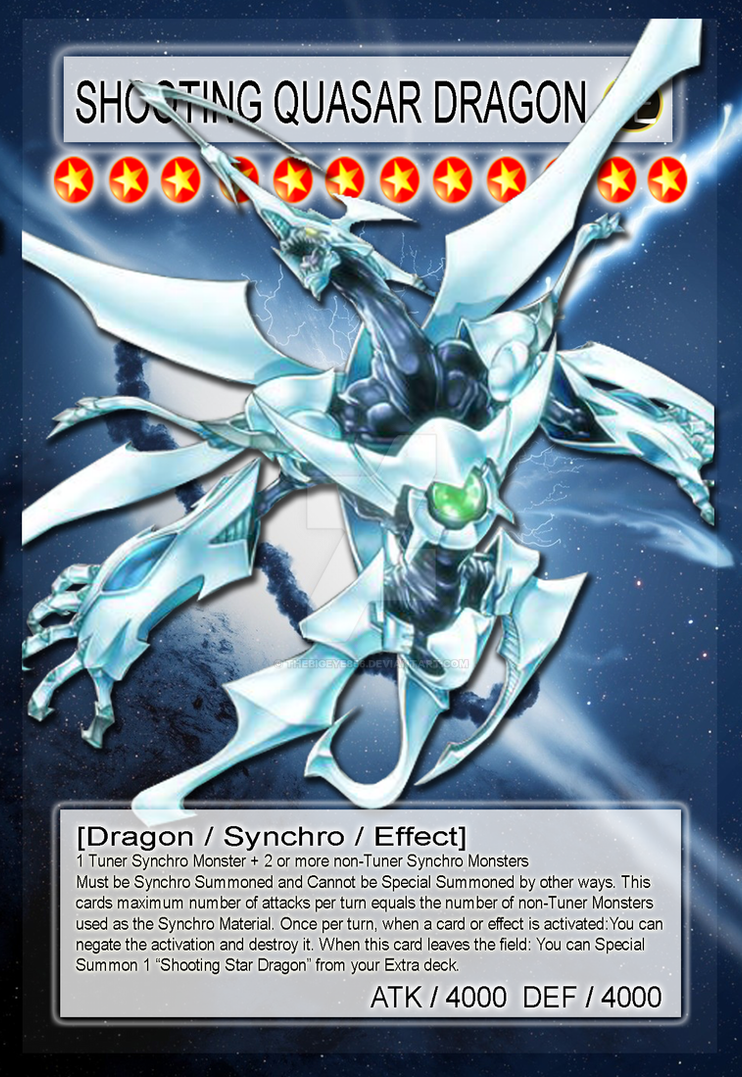 quasar dragon