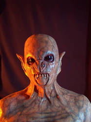 Bald demon 5 by gorkafx