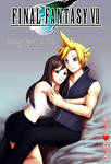 Cloud and Tifa - Cover