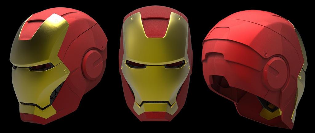 Iron Man Armor Blueprints Avengers Mk 7 Iron Man...