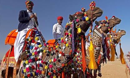 Desert Festival Jaisalmer 2016