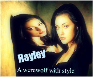 Hayley Graphic by SophieTheVampire