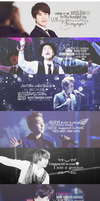 [KYUMIN PROJECT] SUJU Quotes