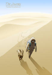 Day 134 - through the desert