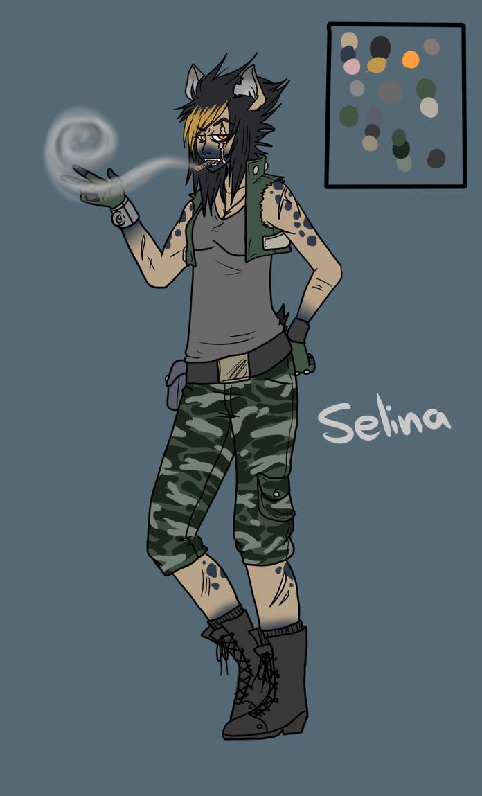 Selina by eente