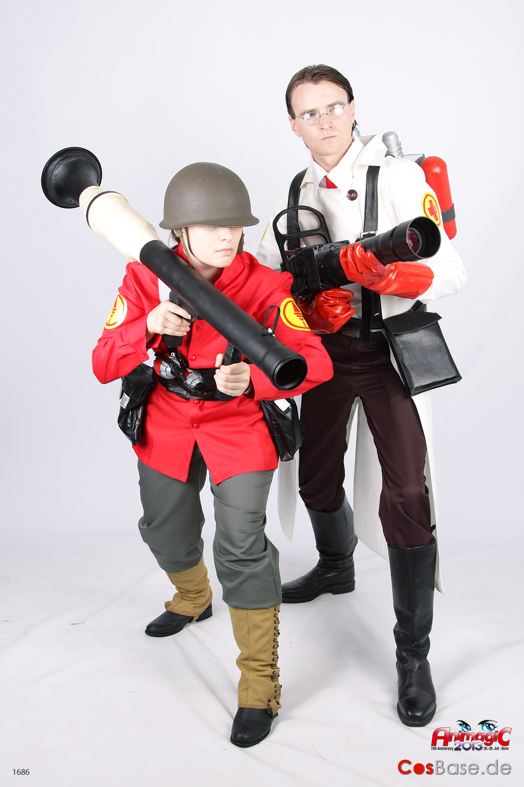 Team Fortress 2 by eente