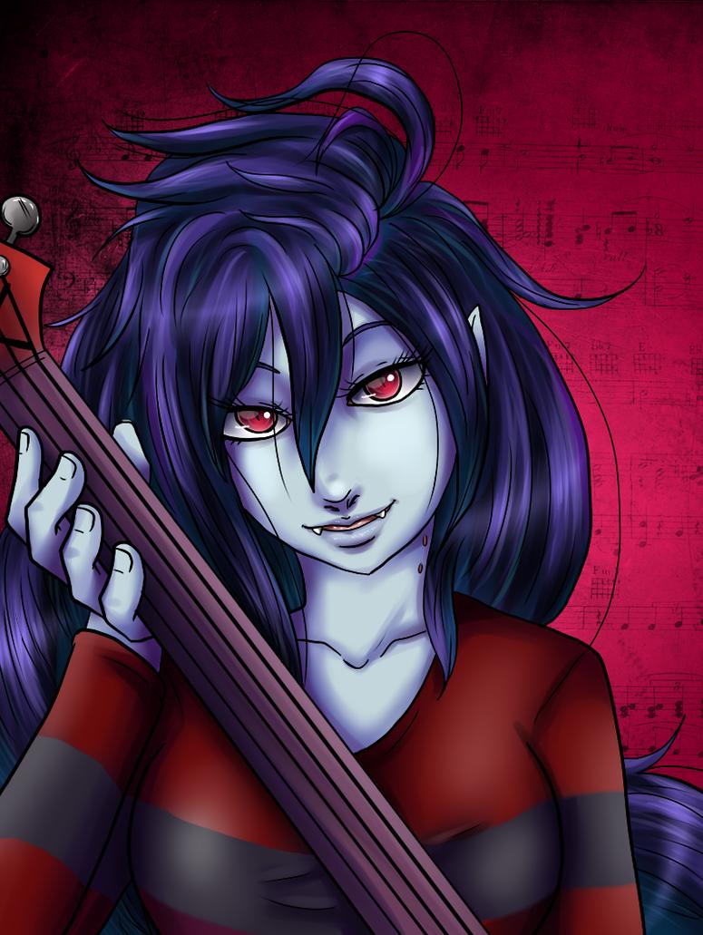 Marceline by eente