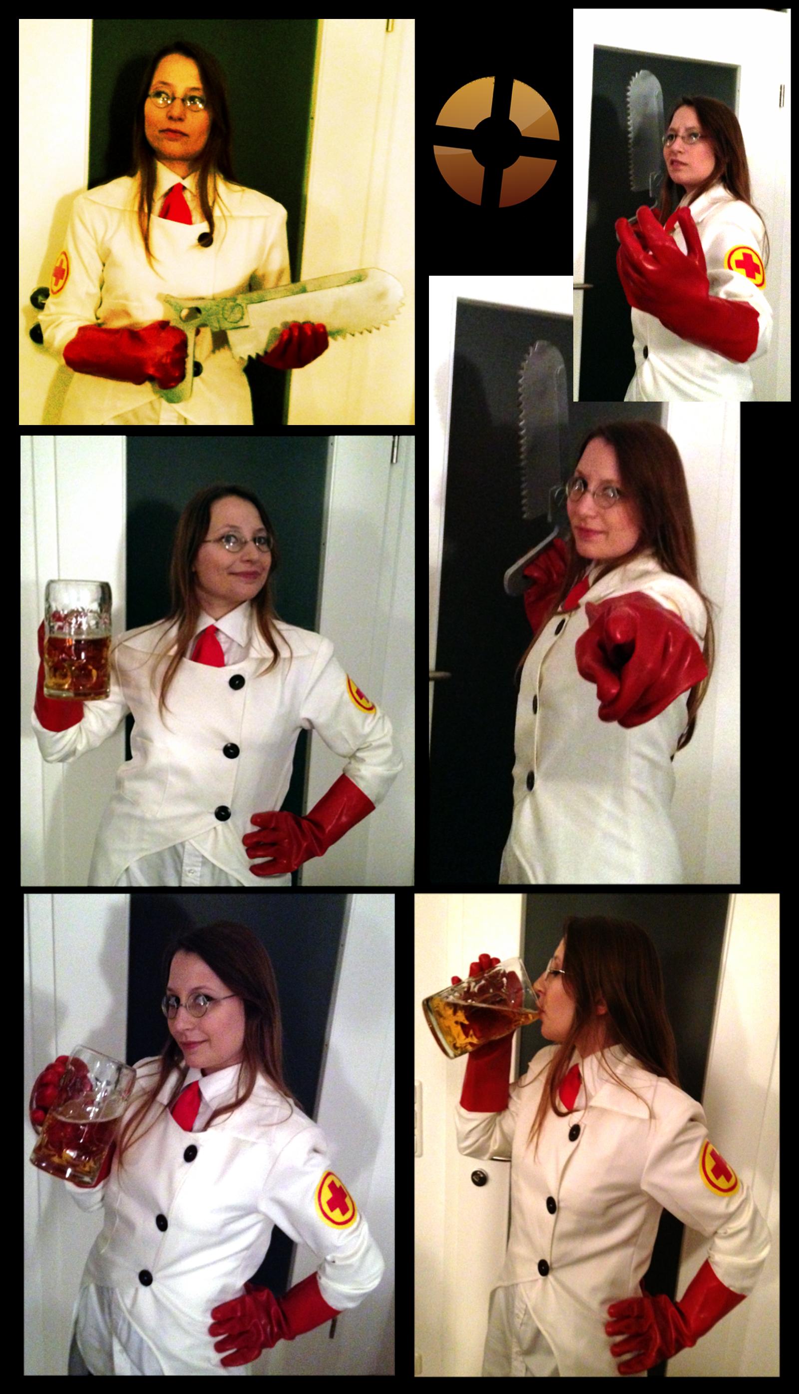 Medic Female by eente