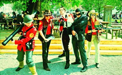 Team RED by eente