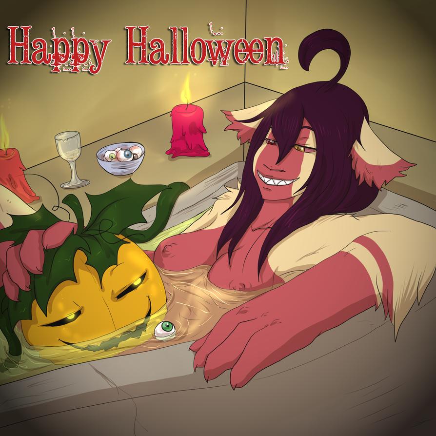 Happy Halloween by eente