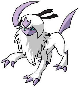 Darkness-Hope's Absol by pseudorider050