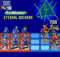 Program Advance: Eternal Rockman by pseudorider050