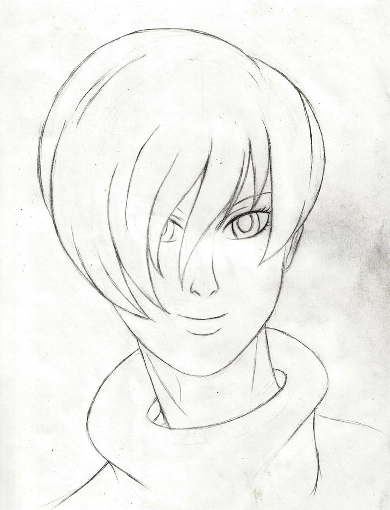 Pretty Juni - sketch by JB4C