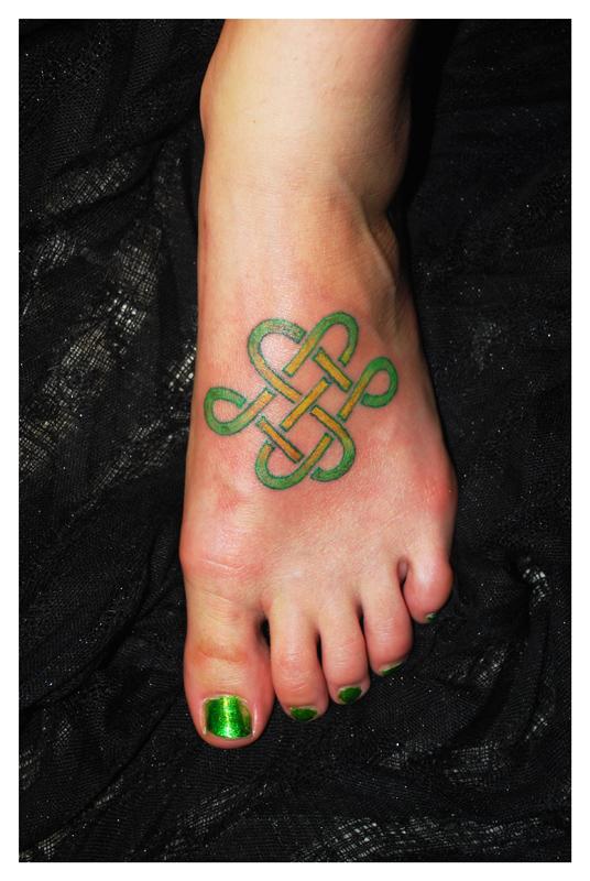 Tattoo Kaya G by dadenko
