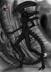 Alien Wip day 5