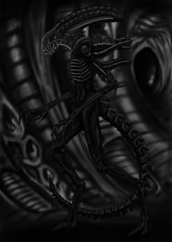 Alien Final WIP