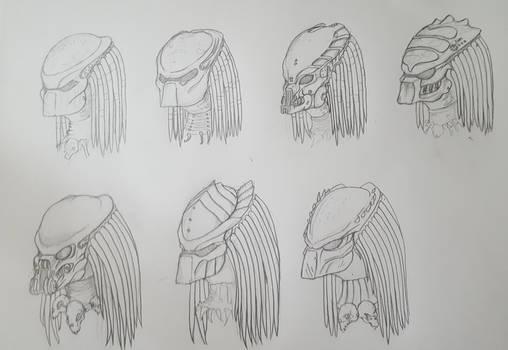 Predator Bio Masks Wip
