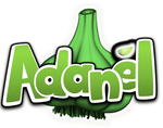 Adanel (FAN-MADE LOGO) by MickeyMario64