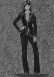 Female Mage Shadowrun