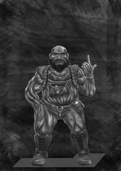 Shadowrun Dwarf