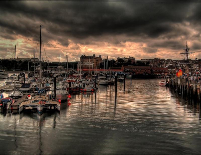 Harbour by rggjan