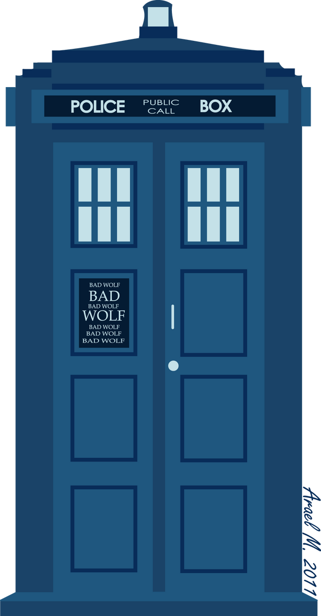 Tardis Vector Outline Vector tardis by psywingTardis Vector Outline