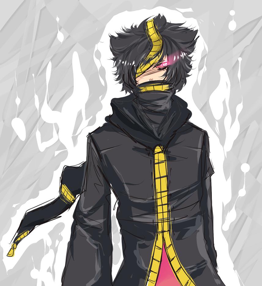 Mega Banette Concept Gijinka by MisterUrufu on DeviantArt