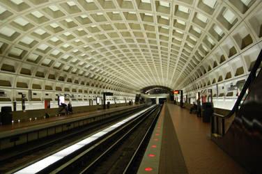 DC Metro Station by toloquta