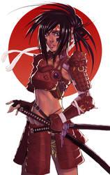 Samurai by DJOK3