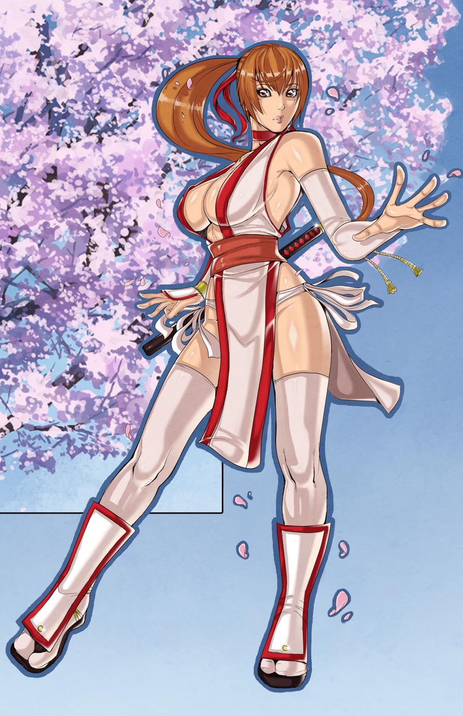 Kasumi flash feel the ((LINK)) Kasumi