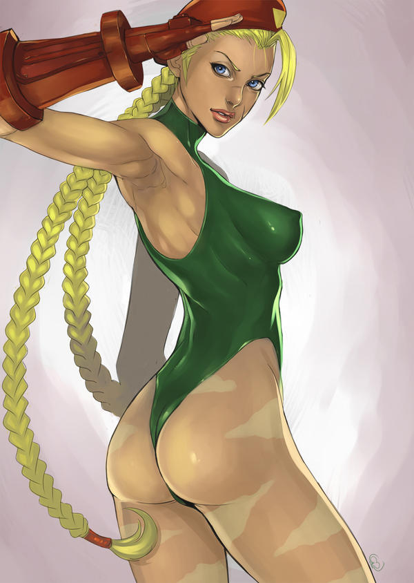 Cammy White by DJOK3