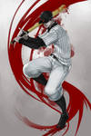 Commission : The Batter