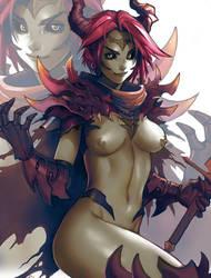 Dragon Queen by DJOK3