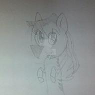Archer drawing by FDairyAnime