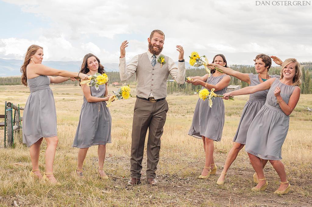 A Lumberjack Wedding by DanOstergren