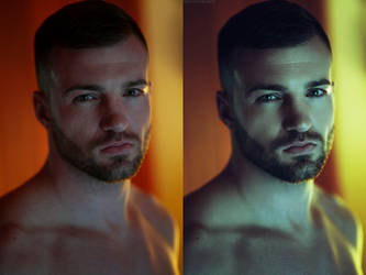 Nevin Retouch and Edit by DanOstergren
