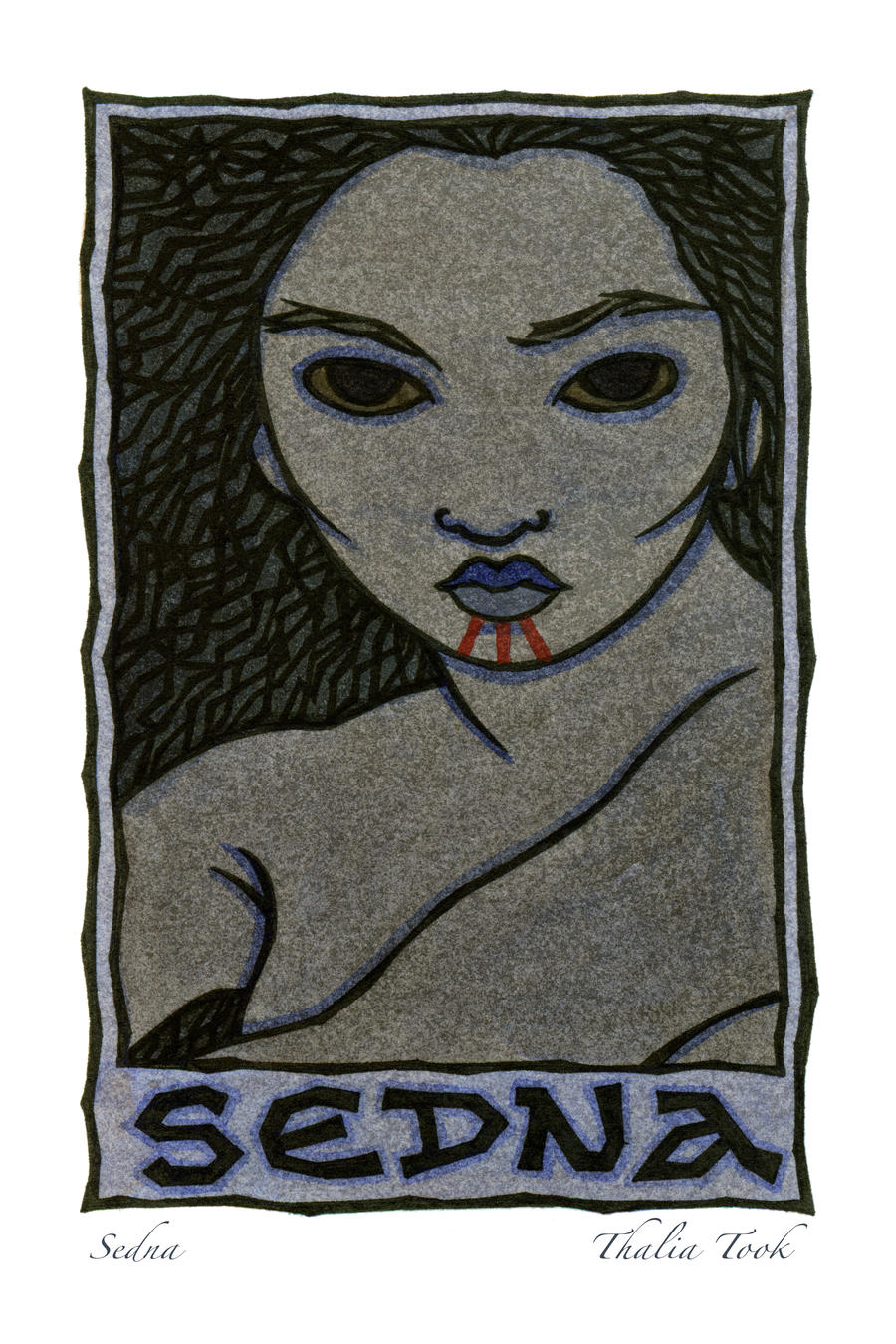 Sedna by ThaliaTook
